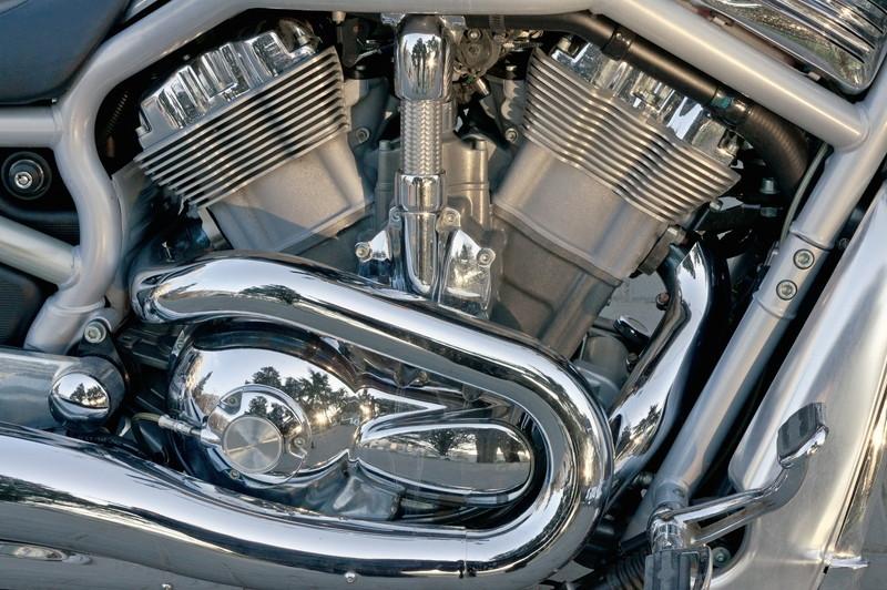ハーレーエンジン