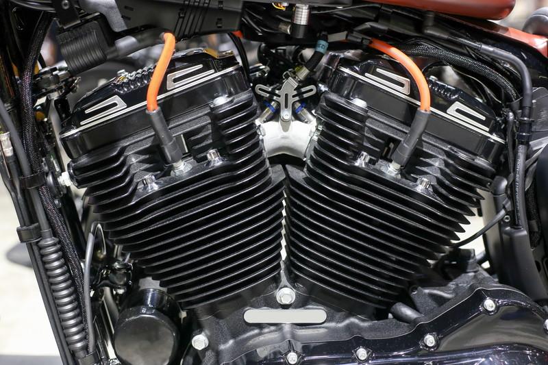 ハーレーダビッドソンエンジン